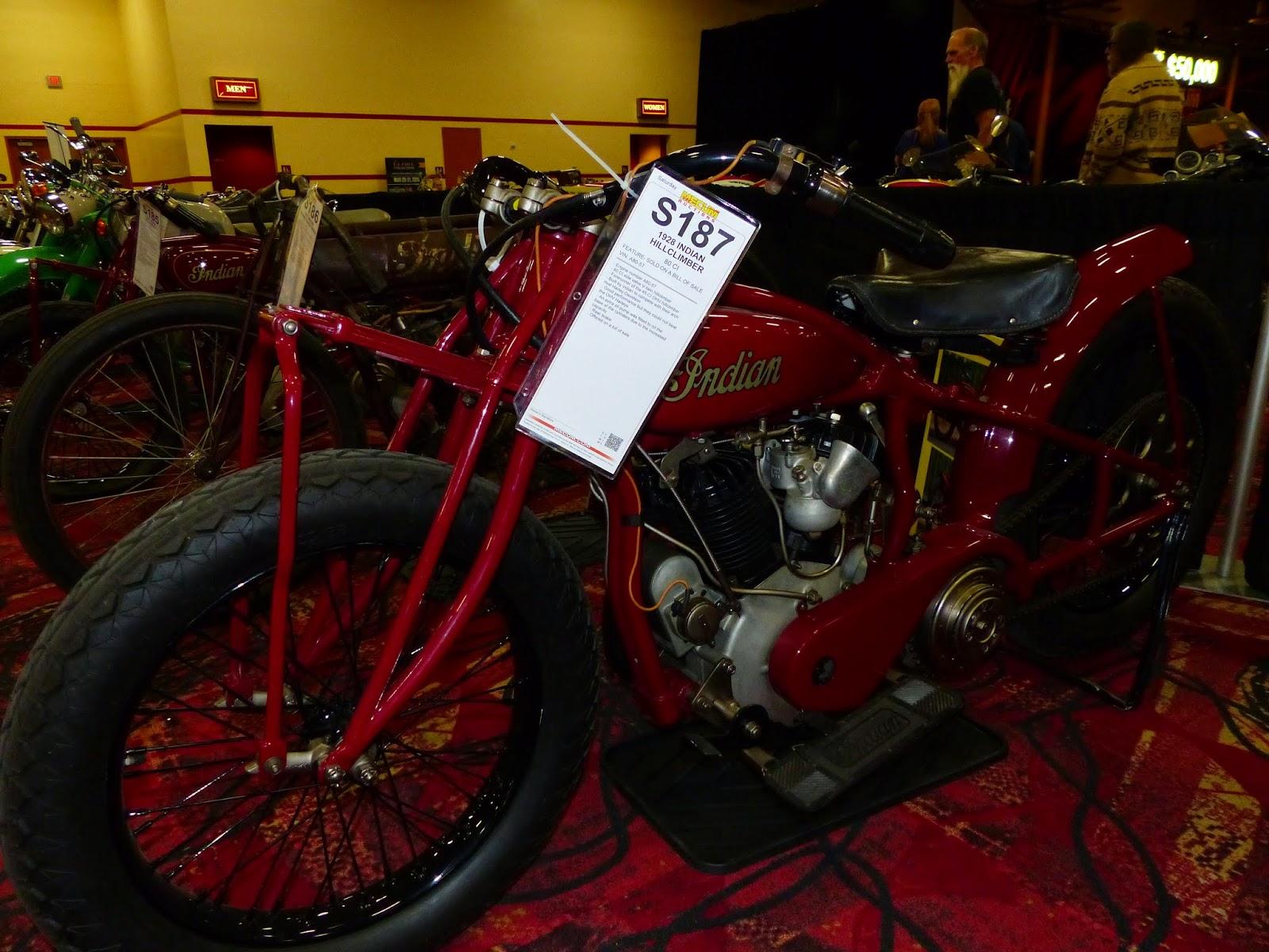 Oldmotodude 1928 Harley Davidson Peashooter Hill Climber: OldMotoDude: 1928 Indian Hill Climber For Sale At The 2015