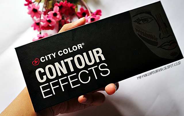 CITY COLOR CONTOUR EFFECTS