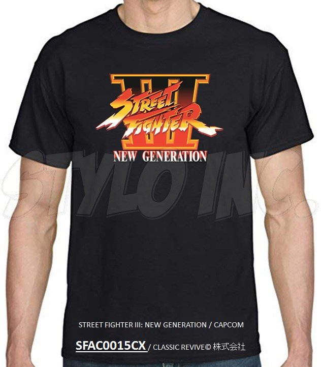 SFAC0015CX STREET FIGHTER III: NEW GENERATION