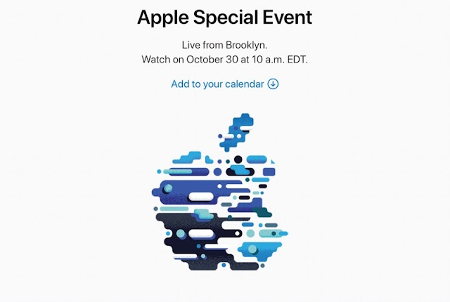 Apple's Oct. 30 event is responsible for Mac, iPad