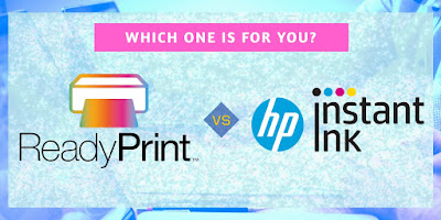 Epson Readyrint Vs HP Instant Ink: Which One is For You?