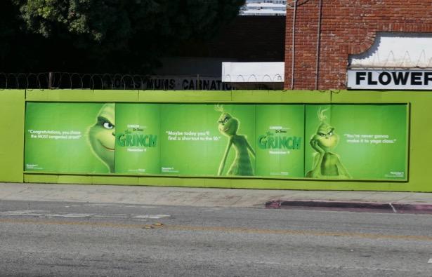 Grinch movie wildposting