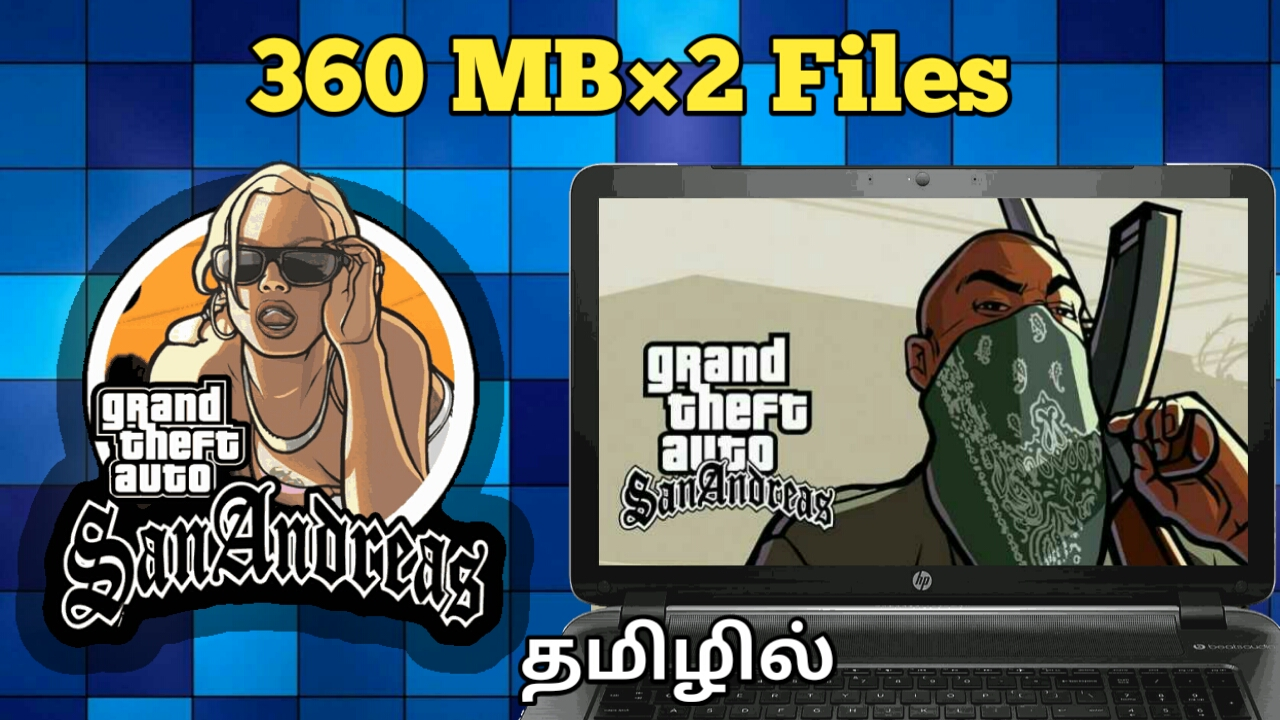 GTA San Andreas For PC or LAPTOP - Nivas Tech