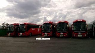 nuevos volvo 9800 de autobuses ado