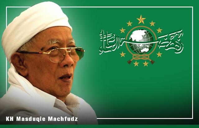 KH Masduqie Machfudz, Demi Nafkah Halal, Rela Menjadi Sopir Bemo