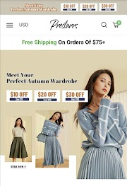 Prestarrs - Womens Clothing Online Store