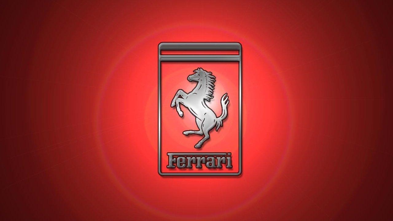 Ferrari Logo Auto Cars Concept