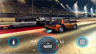Download Nitro Nation Racing v5.1 Mod APK DATA Terbaru