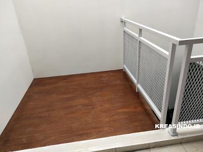 Mezzanine solusi Menambah Ruang Olahraga pesanan Bpk Randy di Jatiasih Bekasi