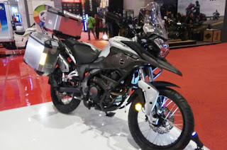 New Viar VorteX 250 Siap di Rilis