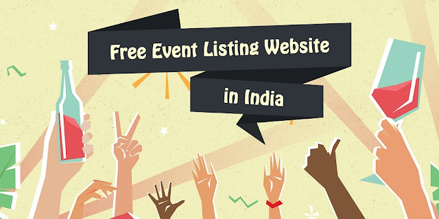 Best Event Listing Websites in India