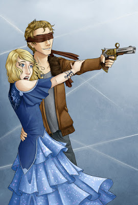Cress Darnel & Carswell Thorne (The Lunar Chronicles) by Marissa Meyer
