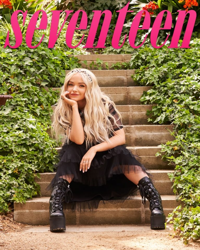 Dove Cameron wears stylish ensembles for Seventeen Magazine