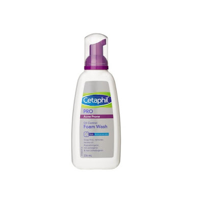 Cetaphil Pro Acne Prone Oil Control Foam Wash