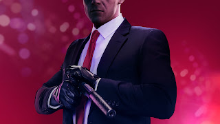 Hitman 2 Game 2018 PS Vita Wallpaper