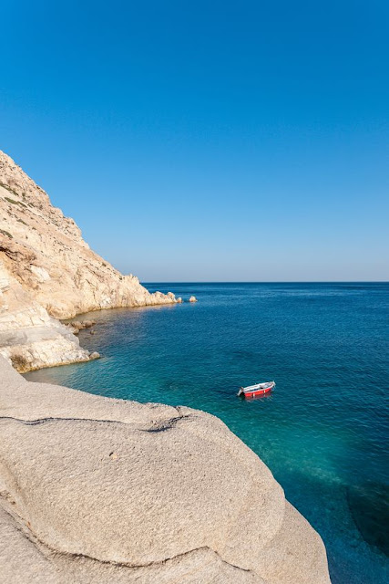 The Greek island of Ikaria Where people forget to die