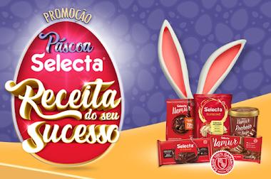 Promoção - Pascoa Selecta Receitas de Sucesso