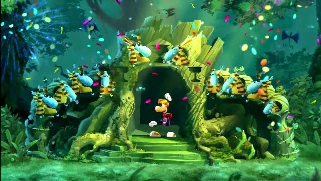 Rayman Legends PC Games Gameplay