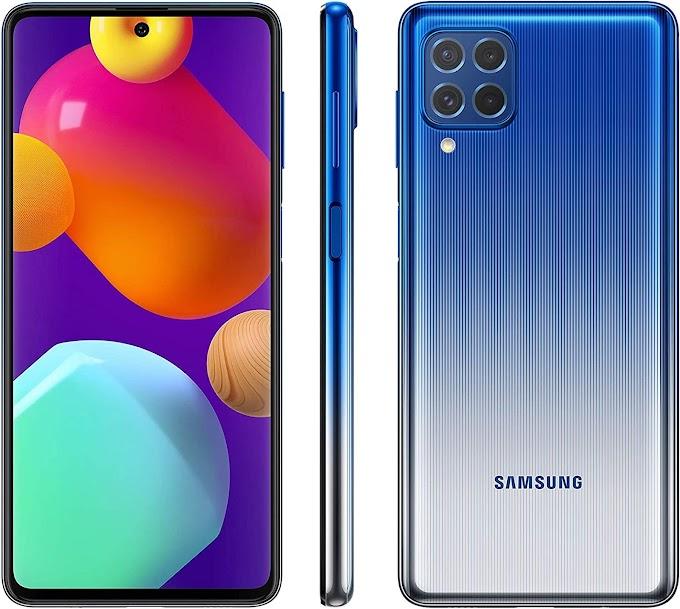 جوال Samsung Galaxy M62 بسعر 1449 ريال على امازون السعوديه