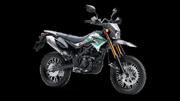 Intip Warna dan Spek D-Tracker 150 SE Versi 2021, Harga Masih 35 Jutaan!