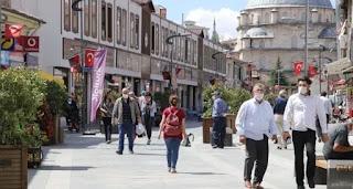 تركيا.. الكشف عن حصيلة اليوم من الوفيات والإصابات بفايروس كورونا