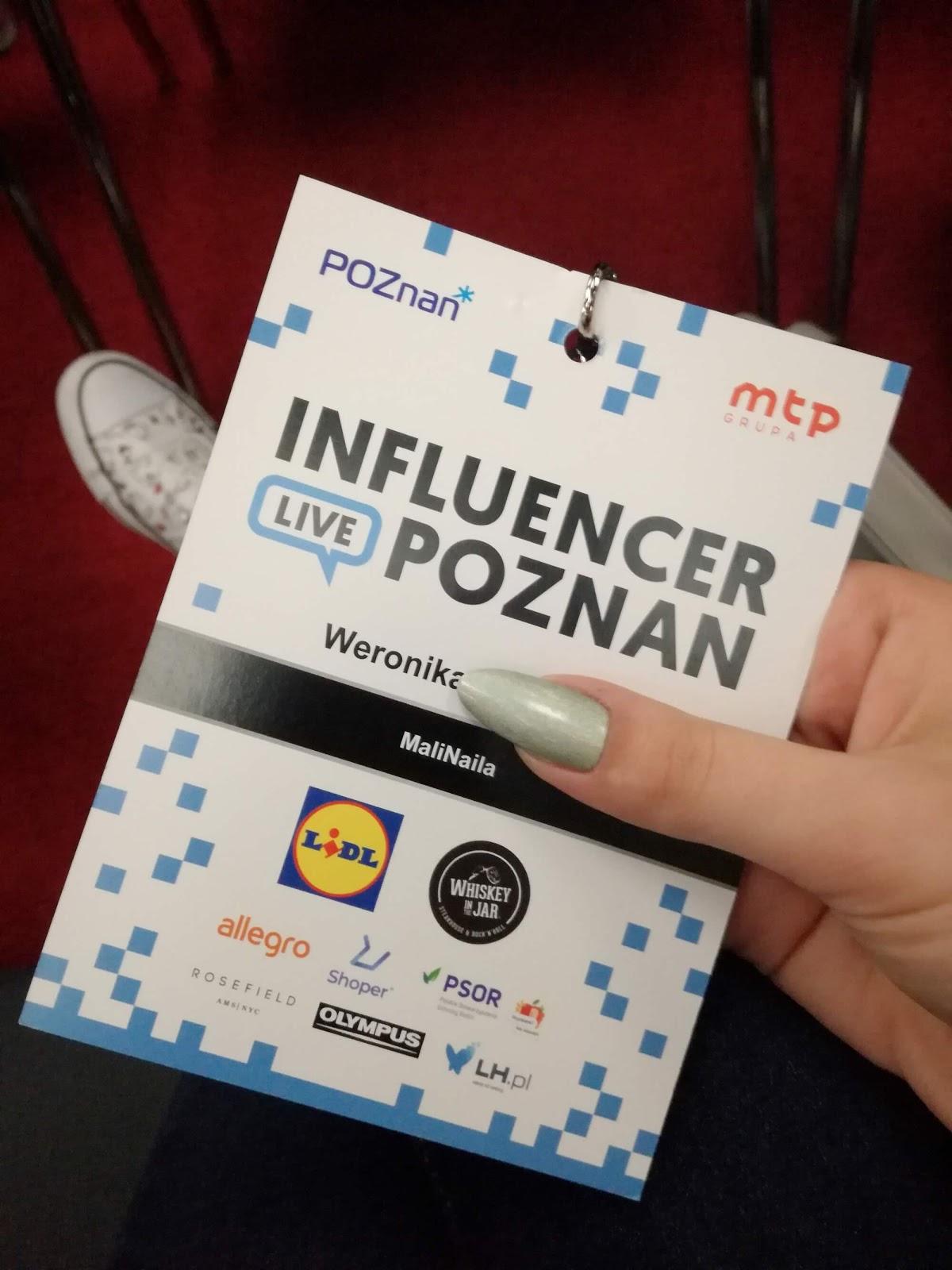 Influencer Live Poznań