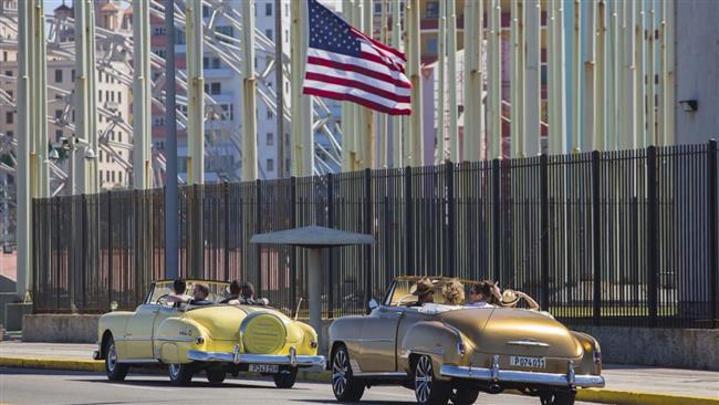 Cuba probing 'incidents' involving the United States diplomats