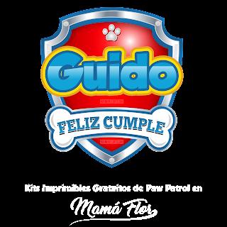 Logo de Paw Patrol: Guido