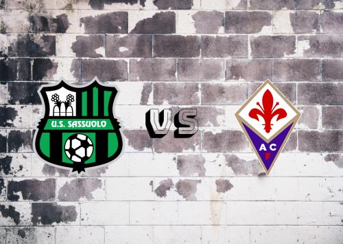Sassuolo vs Fiorentina  Resumen