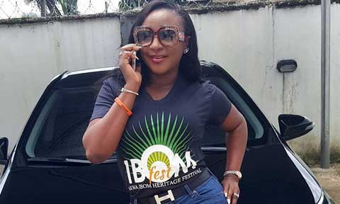 Ini Edo Set To Become A Second Wife