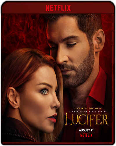 Lucifer: The Complete Fifth Season - Part 1 (2020)