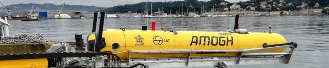 Indian Navy To Develop Use of Unmanned Underwater Vehicles (UUV)