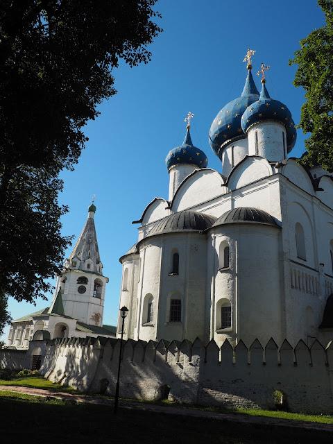 Суздаль – кремль (Suzdal – Kremlin)