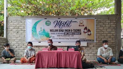 Sambut Ramadhan, OSIS - Rohis SMK Neg 5 Sidrap Gelar Bina Iman dan Taqwa