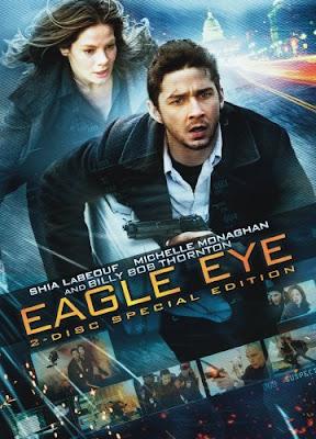 Eagle Eye 2008 Dual Audio Hindi 720p BluRay 1GB