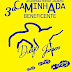 III Caminhada Beneficente Academia Diego Jansen será dia 20 de agosto em Ruy Barbosa