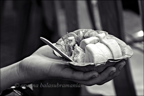 Kulfi at fair