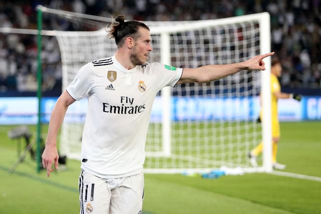 Bale lập hat-trick đưa Real vào chung kết FIFA Club World Cup