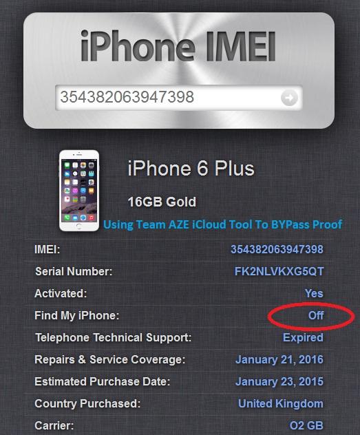 Apple iphone 6s plus icloud unlock   Official iCloud Unlock IPhone