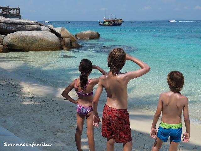 Playa del Abdul's chalet