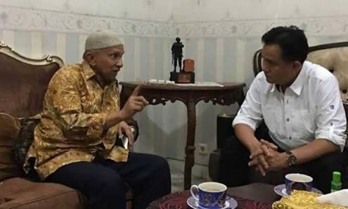 Jleebbb, Komentar Menohok Yusril Tampar Muka Amien Rais Yang Tiba Tiba Ingin Maju Di Pilpres 2019