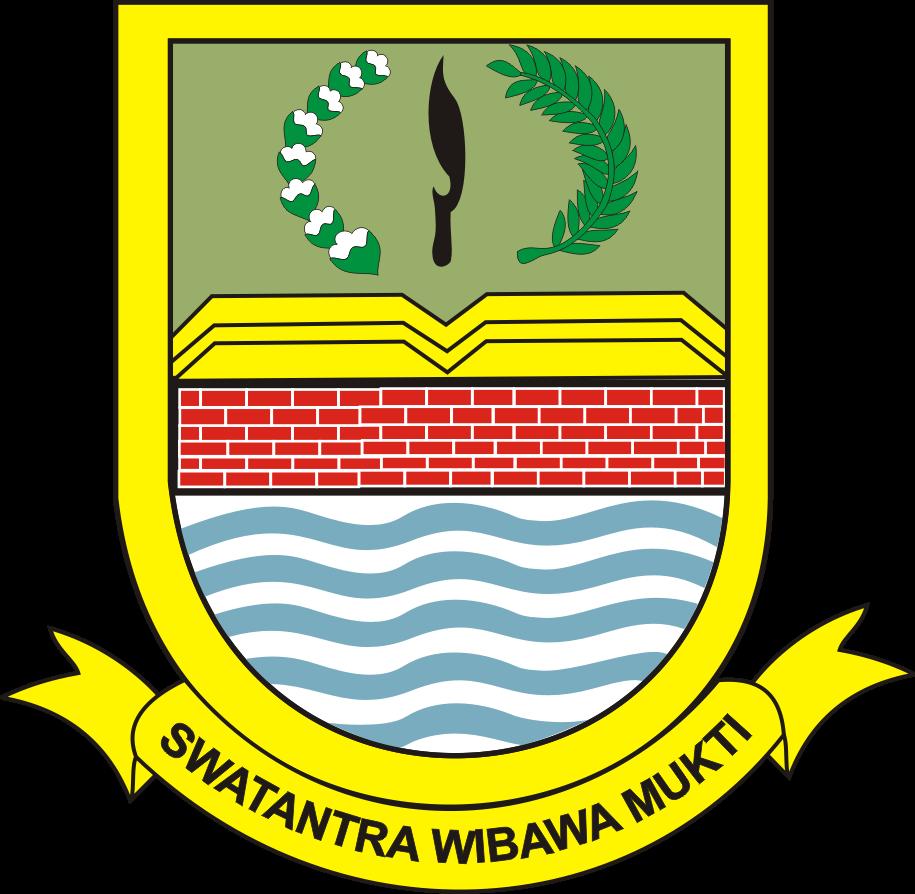 Hasil gambar untuk logo kabupaten bekasi