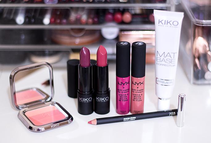 New In | NYX & KIKO Makeup