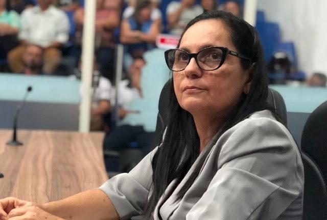 Fatinha Bocão (Republicanos) assume oficialmente nesta quinta-feira (10), vaga deixada por Segundo Brito
