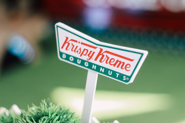 Krispy Kreme's First Concept Store Now In Evia
