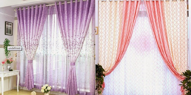 Transform Your House With Different Style Curtains