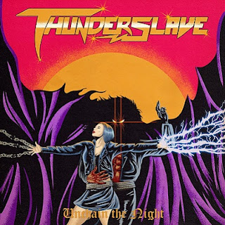 "Ο δίσκος των Thunderslave ""Unchain the Night"""