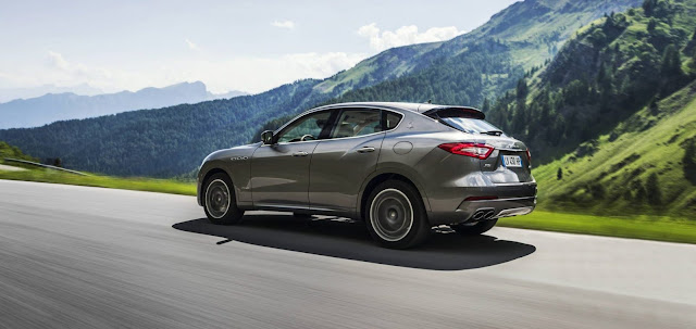 New Maserati Levante S Crossover 02