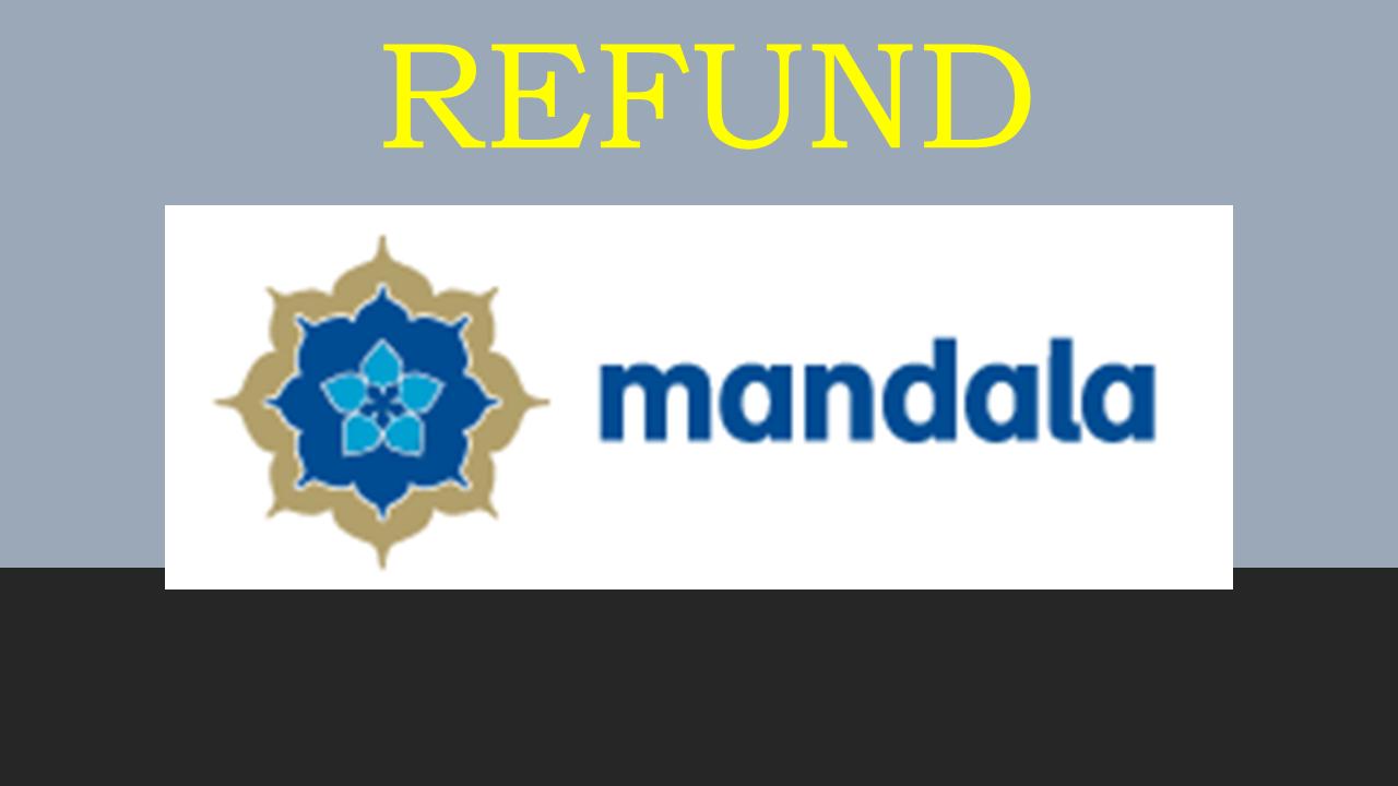 Prosedur Pembatalan/Refund Tiket Pesawat Mandala Tigerair