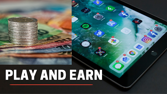 Play online game and earn real cash